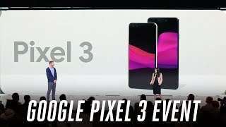 Download Google Pixel 3 event in 12 minutes Video