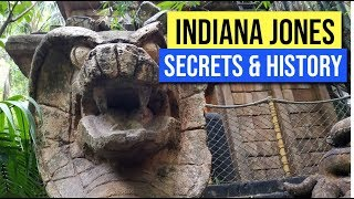 Download Secrets and History of Indiana Jones Adventure - Temple of the Forbidden Eye Video