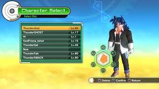 Download Dragon Ball Xenoverse: Best Race/ Attributes To Level Up!?!? Video