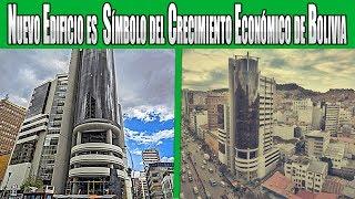 Download Bolivia Inaugura Nuevo Edificio de Ministerio de Economía Como Símbolo de Prosperidad Video