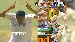 Download How Anil Kumble responded to Symonds' celebration of his wicket at Perth Video