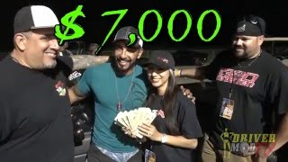 Download 601 Outlaws No Prep Race : CORN-FED Small Tire Win $7,000 Video