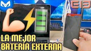 Download LA BATERIA QUE PUEDE CARGAR TU LAPTOP Video