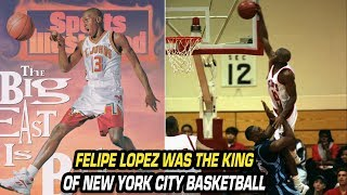 Download He Was Called the Dominican Michael Jordan! The Felipe Lopez Basketball Story Video