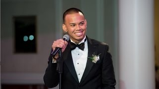 Download Best Man Speech - Receives Standing Ovation Video