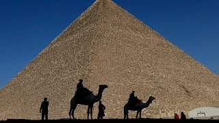 Download Egypt pyramid discovery: Secret chamber discovered in Giza Video