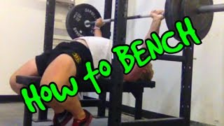 Download How to Bench Press Video