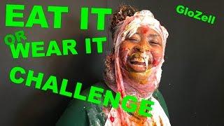 Download Eat It or Wear It Challenge - GloZell Video
