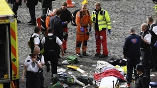 Download Deadly Rampage Outside UK Parliament Video