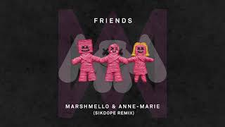 Download Marshmello & Anne-Marie - FRIENDS (Sikdope Remix) Video
