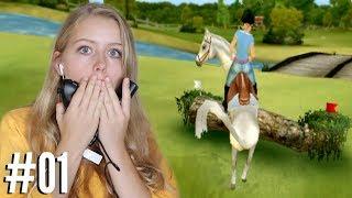 Download Crossen gaat niet goed! | My Horse & Me #01 Video