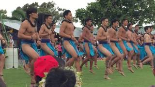 Download Hawaiian Ensemble (Hula Kahiko) at Hoʻolauleʻa 2017 Video