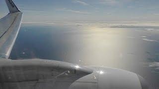 Download Ryanair Boeing 737-800 Glasgow to Dublin *Full Flight* Video