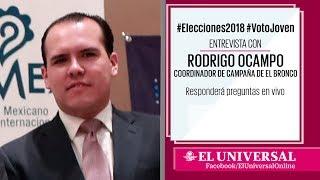 Download Entrevista con Rodrigo Ocampo. Coordinador de campaña de El Bronco Video