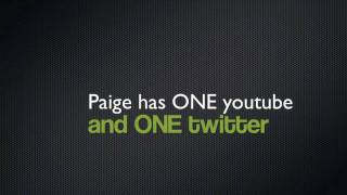 Download PAIIGE HAS ONLY ONE YOUTUBE AND TWITTER !! (READ THE NEW DESCRIPTION) Video