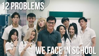 Download 12 PROBLEMS WE FACE IN SCHOOL Video