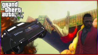 Download MINI GUNS VS ARMOURED CARS?! (GTA 5 Funny Moments) Video