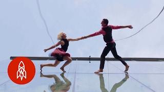 Download Sky Dancing: How One Dance Group Defies Gravity Video