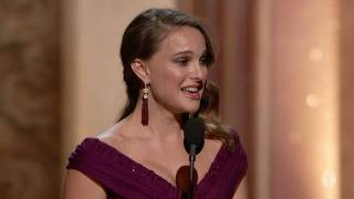 Download Natalie Portman winning Best Actress Video