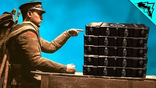 Download FOUND LEGENDARY & PUZZLE PIECES! (Battlefield 1 Battlepack Openings LIVE) Video