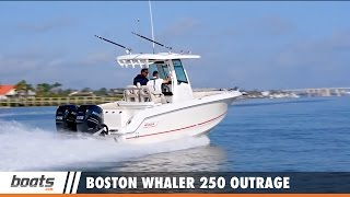 Download Boston Whaler 250 Outrage: Video Boat Review Video
