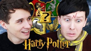 Download Which Hogwarts House are Dan and Phil?! - POTTERMORE Video