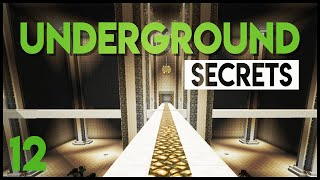 Download NOT THE PLACE FOR ME | 12 | Minecraft CTM - Underground Secrets Video