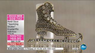 Download HSN | Heidi Daus Fashion Jewelry Gifts 11.03.2016 - 02 AM Video