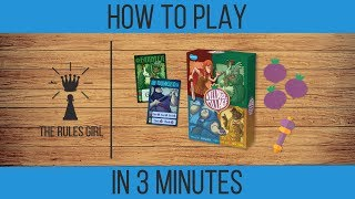 Download How to Play Village Pillage in 3 Minutes - The Rules Girl Video