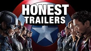 Download Honest Trailers - Captain America: Civil War Video