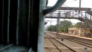 Download Simultaneous Overtake and Crossing by 22620- Bilaspur Superfast Video