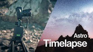 Download Tutorial: How to Set Up a Motion Star Time-lapse Using the Syrp Genie - Mark Gee Video