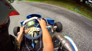 Download First Reaction to my new shifter kart Video