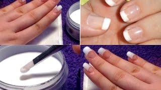 Download DIY Acrylic Nails ♡ Easy & At Home! Video