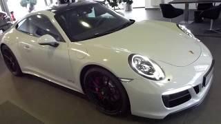 Download 2018 Porsche 911 Carrera 4 GTS Exterior & Interior 3.0 400 Hp 310 Km/h * Playlist Video