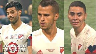 Download Pinceladas de talento: lo que pasa cuando juntas a Carlos Vela, Giovinco y Almirón Video