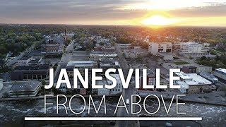 Download Janesville From Above Video