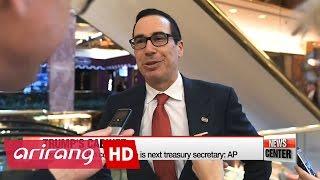 Download Trump to announce more cabinet picks, Mnuchin confirms pick Video