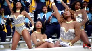 Download Southern University Dancing Doll Highlights vs Prairie View (2016) Video