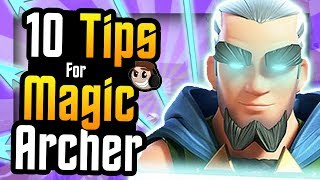 Download 10 Tips to DOMINATE with MAGIC ARCHER! Video