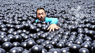 Download Can You Swim in Shade Balls? Video