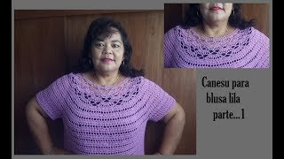 Download Canesu a crochet para todo tipo de blusas Video