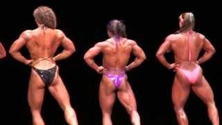 Download 2011 NPC Southeastern USA Championship. Female Bodybuilding Heavyweight Division Prejudging Part 2 Video