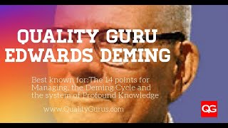 Download Quality Guru - W Edwards Deming Video