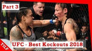 Download UFC - Best Knockouts 2018 - part 3: Jon Jones, Amanda Nunes, Alexander Volkanovski Video