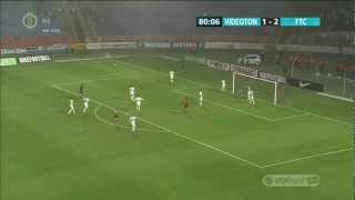 Download Lecsap a vihar meccs közben a Sóstói stadionra [HD] 2012.10.07 Thunderstorm during football match Video