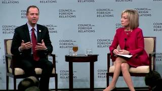 Download The Russia Probe and U.S. National Security: A Conversation With U.S. Rep. Adam B. Schiff Video