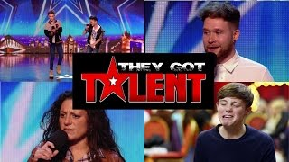 Download BGT - Best Singers Auditions ever - Part 1 Video