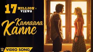 Download Naanum Rowdy Dhaan - Kannaana Kanne | Video Song | Sean Roldan | Anirudh | Vignesh Shivan Video