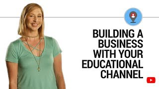 Download Mary Doodles shares ways to build a business with your educational channel Video